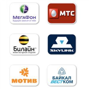 Операторы сотовой связи Курагино