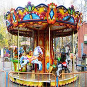 Парки культуры и отдыха Курагино