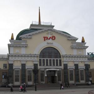 Железнодорожные вокзалы Курагино